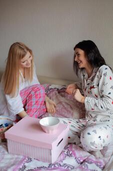 Pajamas Party 12