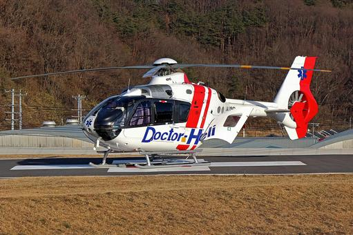 Doctor helicopter 03