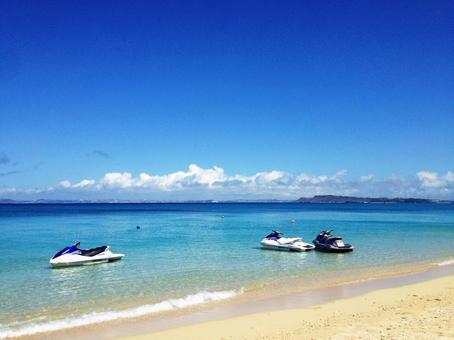 Okinawa · Tsunenako Beach