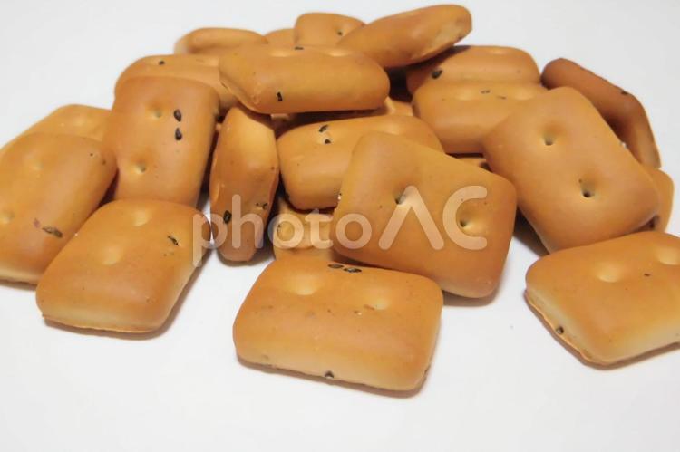 乾パンの写真