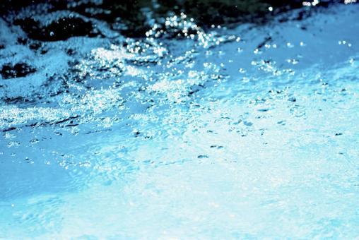 Splashes of gradation