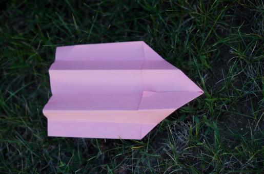 Paper flight machine