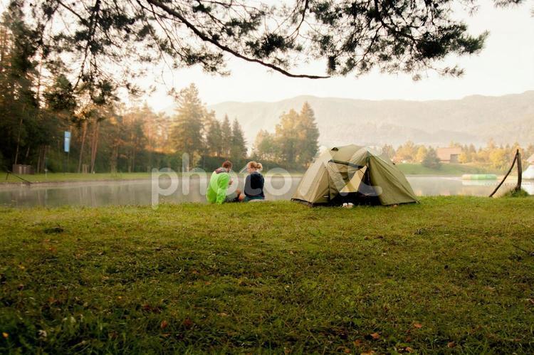 キャンプ26の写真
