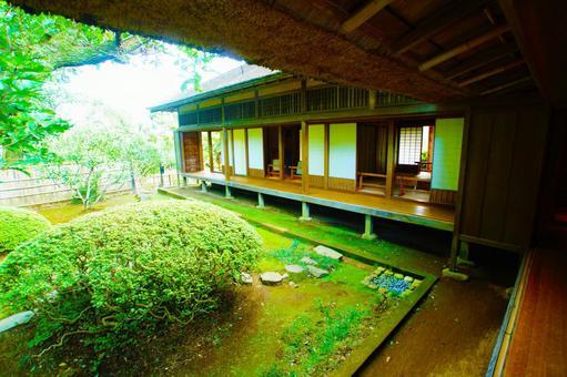 Corridor 2 at Yoshimunei