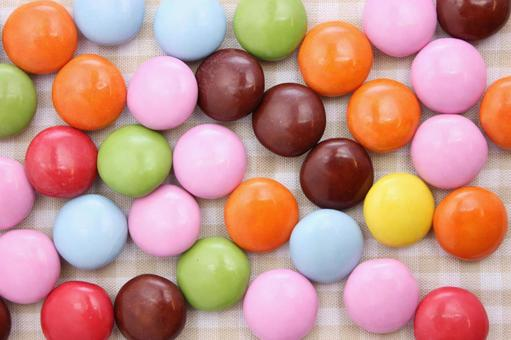 Colorful chocolate 9