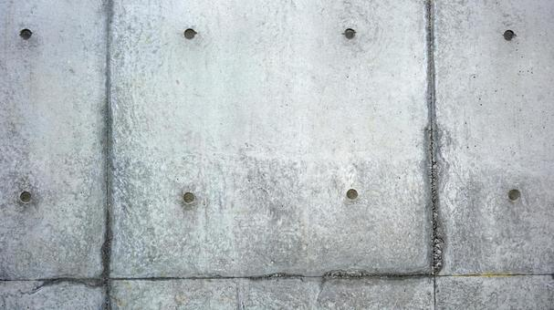 콘크리트 벽 2