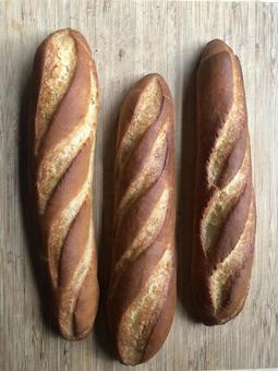 수제 미니 프랑스 빵