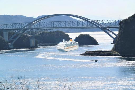天草Gosei橋1號橋