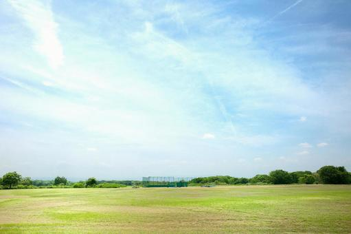 Baseball field 3