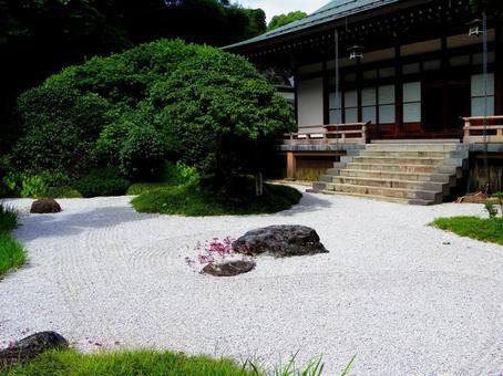 [神奈川縣]鎌倉的北國寺(Takedera)