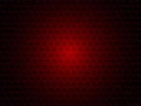 Hexagonal punching style background pattern material 2