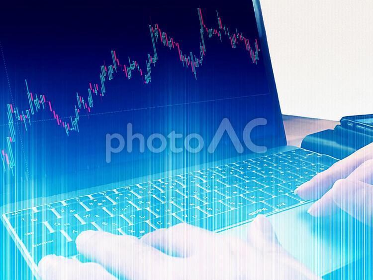 投資のイメージの写真