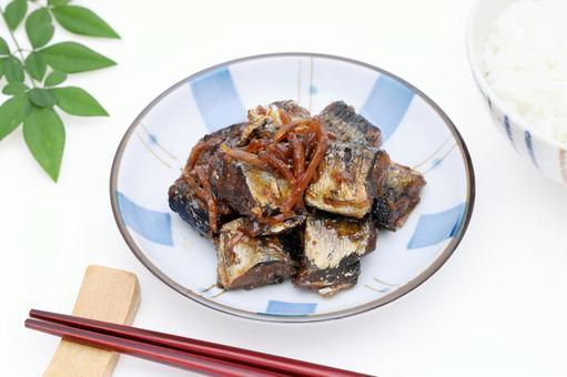 Boiled fish fish fish