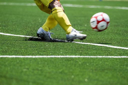 Soccer / Goal Kick 4