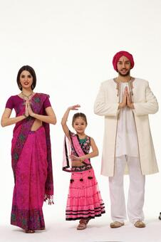 Indian family 6