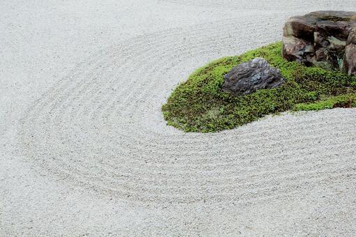 石頭花園,死山水