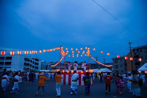 Summer festival oar 2