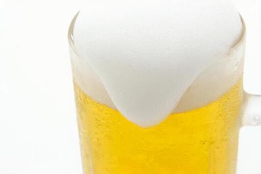 맥주 거품