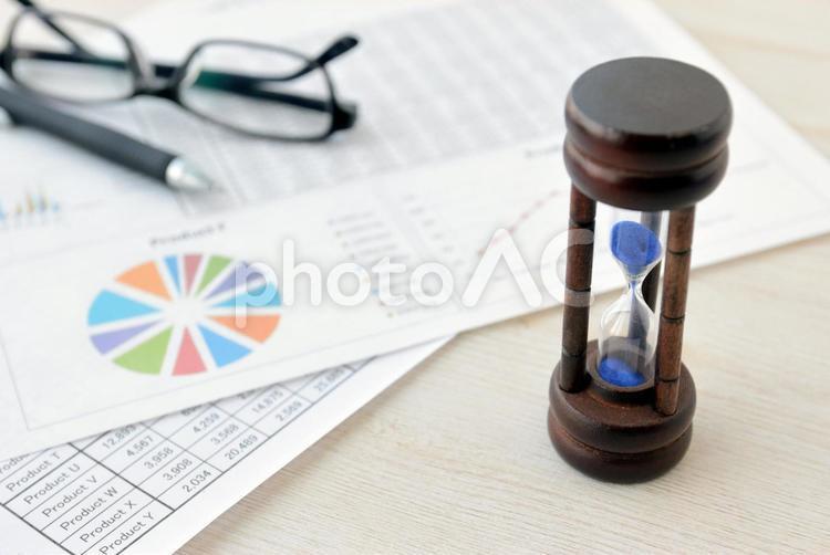 ビジネスイメージ―タイムマネージメントの写真