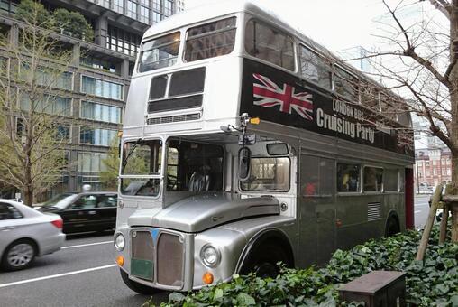 乘坐汽車倫敦巴士