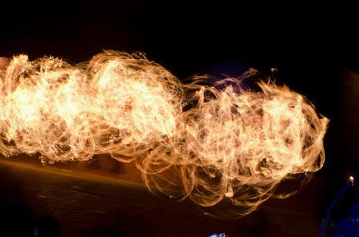 Fire dance 1