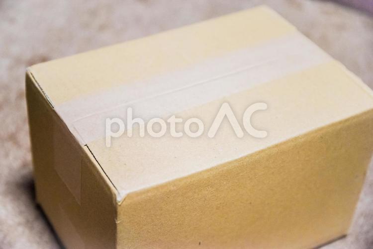【生活】梱包のイメージの写真