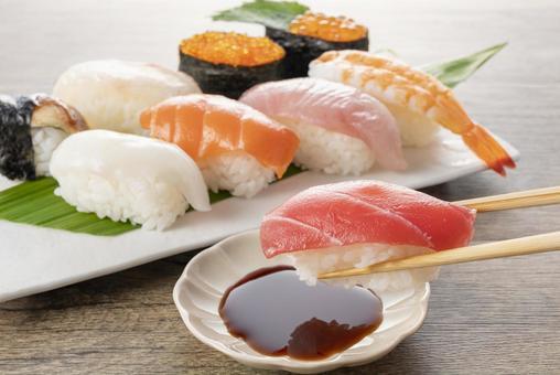 Nigiri sushi sushi
