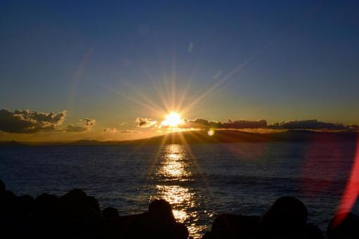 First sunrise 3