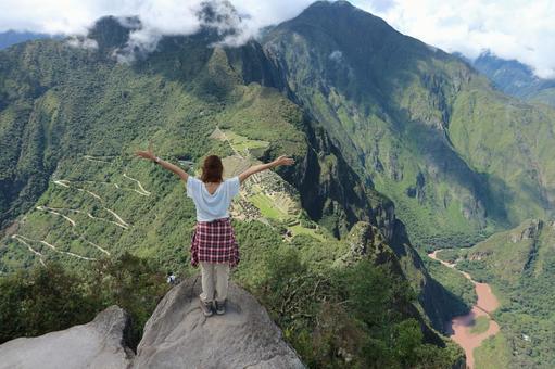 Huayna Picchu mountaineering