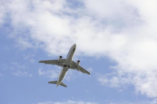 飞机和天空4