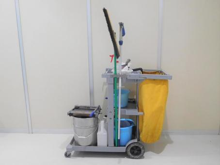 Cleaning supplies for business use