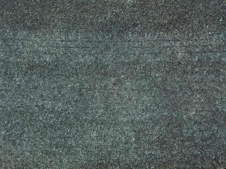 Concrete texture rubbing marks