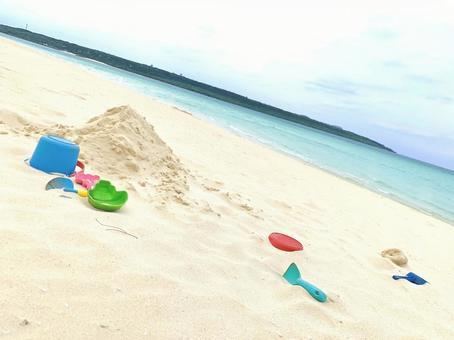 모래 놀이