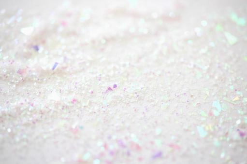 Background-White Glitter 3