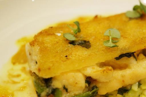 프렌치 생선 요리