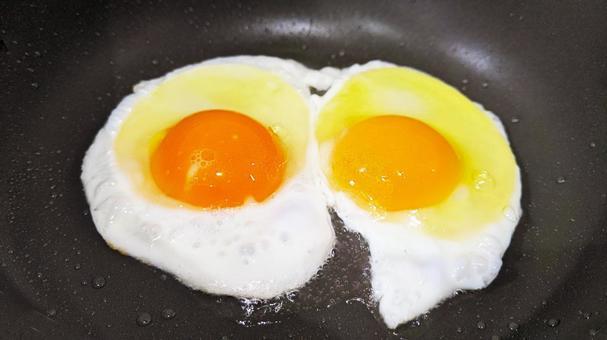 계란 후라이 더블