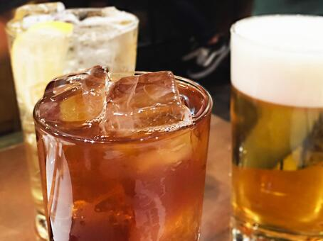 Izakaya alcohol