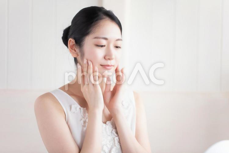 美容・スキンケア・保湿・ビューティー(困る)の写真