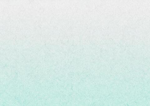 Japanese paper-like textured background material (green) horizontal