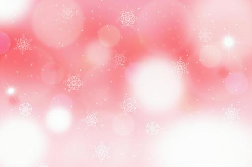 Soft snow Christmas image background