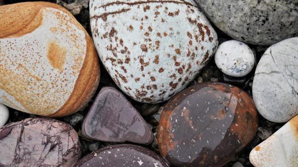 Pebble texture wide 2