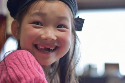 微笑的孩子