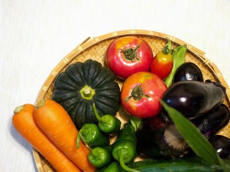 Fresh vegetables 04