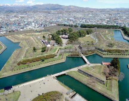 Scenery of Hakodate (3)