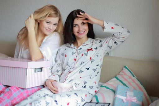 Pajamas Party 20