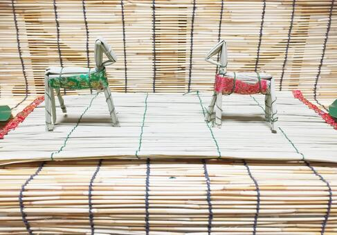 Spirit horse Obon 3