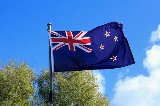 뉴질랜드의 국기