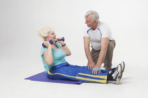 Foreigner senior couple to train 9
