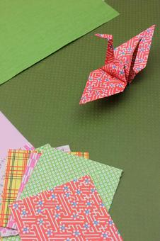 Crane and Origami