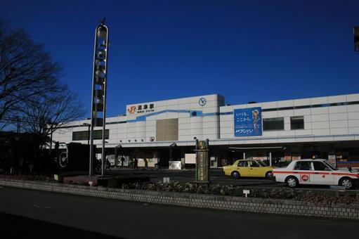 Numazu station building